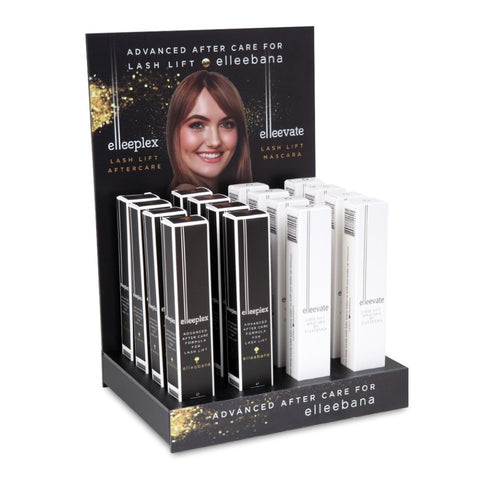 Elleebana Retail Stand For Lash Lift Mascara
