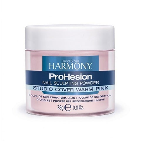 Harmony Prohesion Sculpting Powder Studio Cover Warm Pink 28g