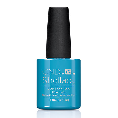 CND Shellac Cerulean Sea (15ml)
