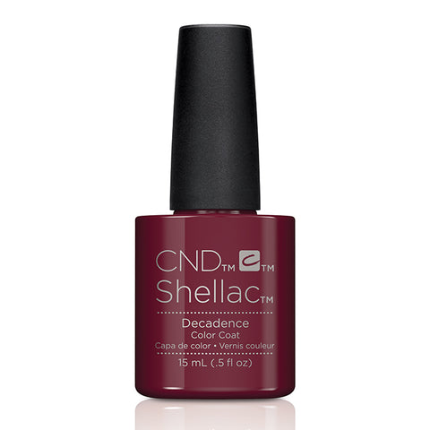 CND Shellac Decadence (15ml)