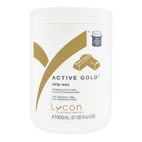 Lycon Active Gold Strip Wax (800ml)