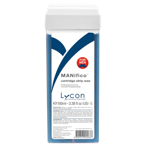 Lycon MANifico Strip Wax Cartridge (100ml)