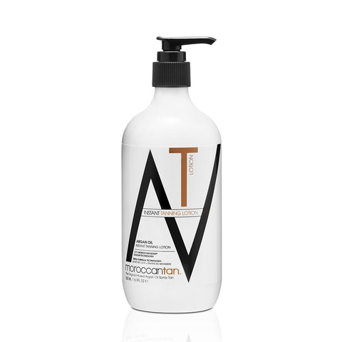 Moroccan Tan Instant Tanning Lotion (500ml)