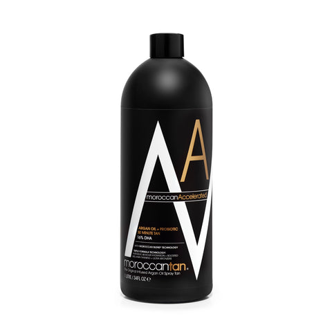 Moroccan Tan Professional Solution - Moroccan Accelerated (1 Litre)
