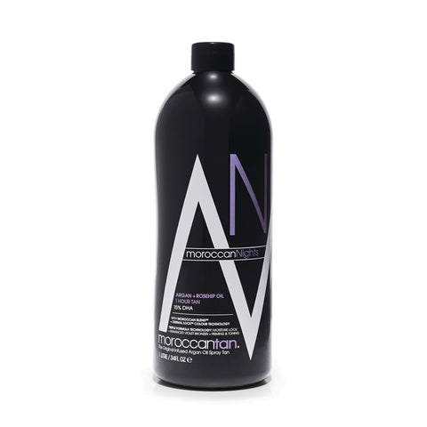 Moroccan Tan Professional Solution Moroccan Nights (1 Litre)