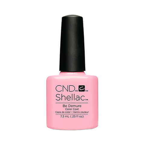 CND Shellac Be Demure 7.3ml