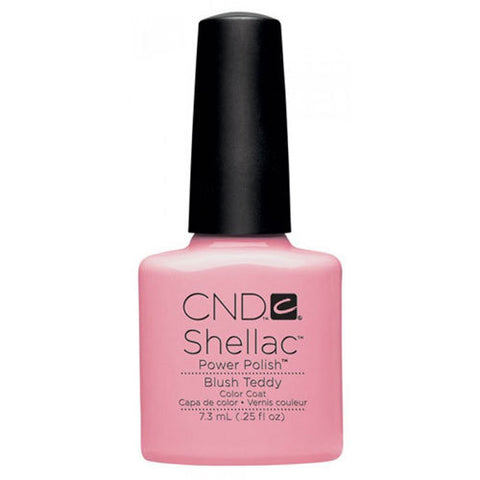 CND Shellac Blush Teddy (7.3ml)