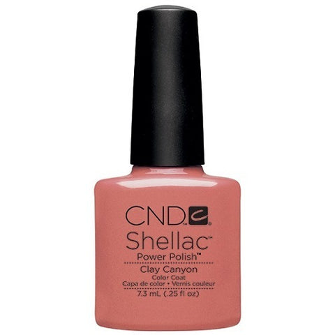 CND Shellac Clay Canyon (7.3ml)