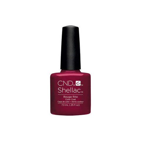 CND Shellac Rouge Rite (7.3ml)