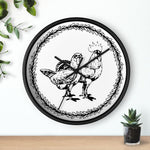 Charger l'image dans la galerie, Horloge couple poule et coq - Art & Wall Decor - Home Living