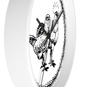 Horloge couple poule et coq - Art & Wall Decor - Home Living