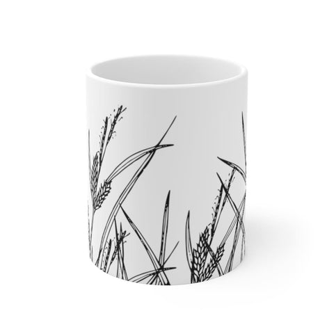 Mug champ plantes sauvages - 11oz - 11 oz - Home & Living -