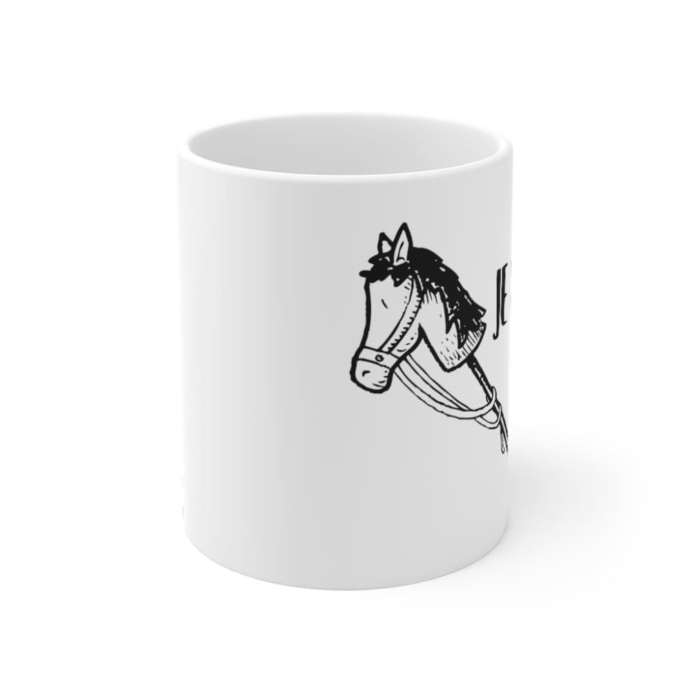 Mug je peux pas j'ai poney - 11oz - 11 oz - Home & Living -