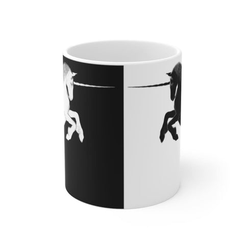 Mug licornes moderne - 11oz - 11 oz - Home & Living - Mugs -