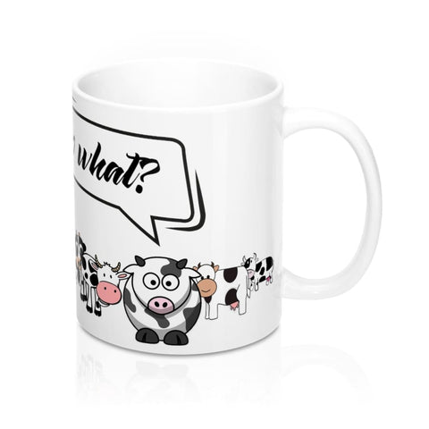 Mug so what? vaches - La drôle de ferme