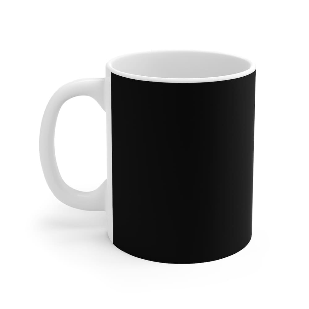 Mug taureau noir - 11oz - 11 oz - Home & Living - Mugs -