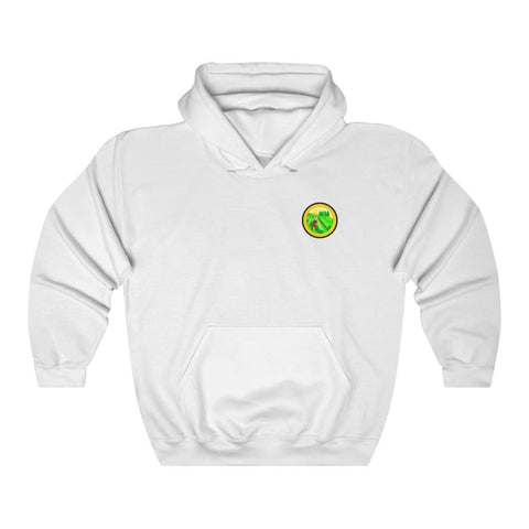 Pull à capuche agriculture - White / L - DTG - Hoodies -