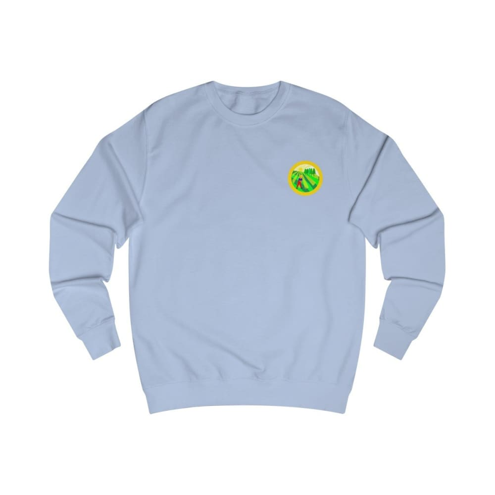 Pull agriculture jaune - Sky Blue / S - DTG - Men's Clothing