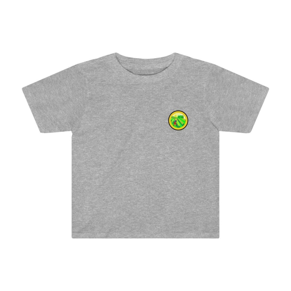 T-shirt agriculture enfant - Athletic Heather / 2T - Crew