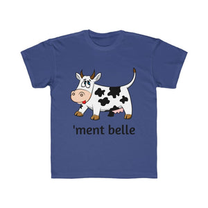 T-shirt vachement belle enfant - Royal / XS - DTG - Kid's
