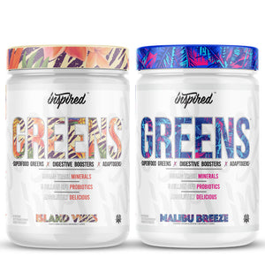 Inspired's Flavored Greens!