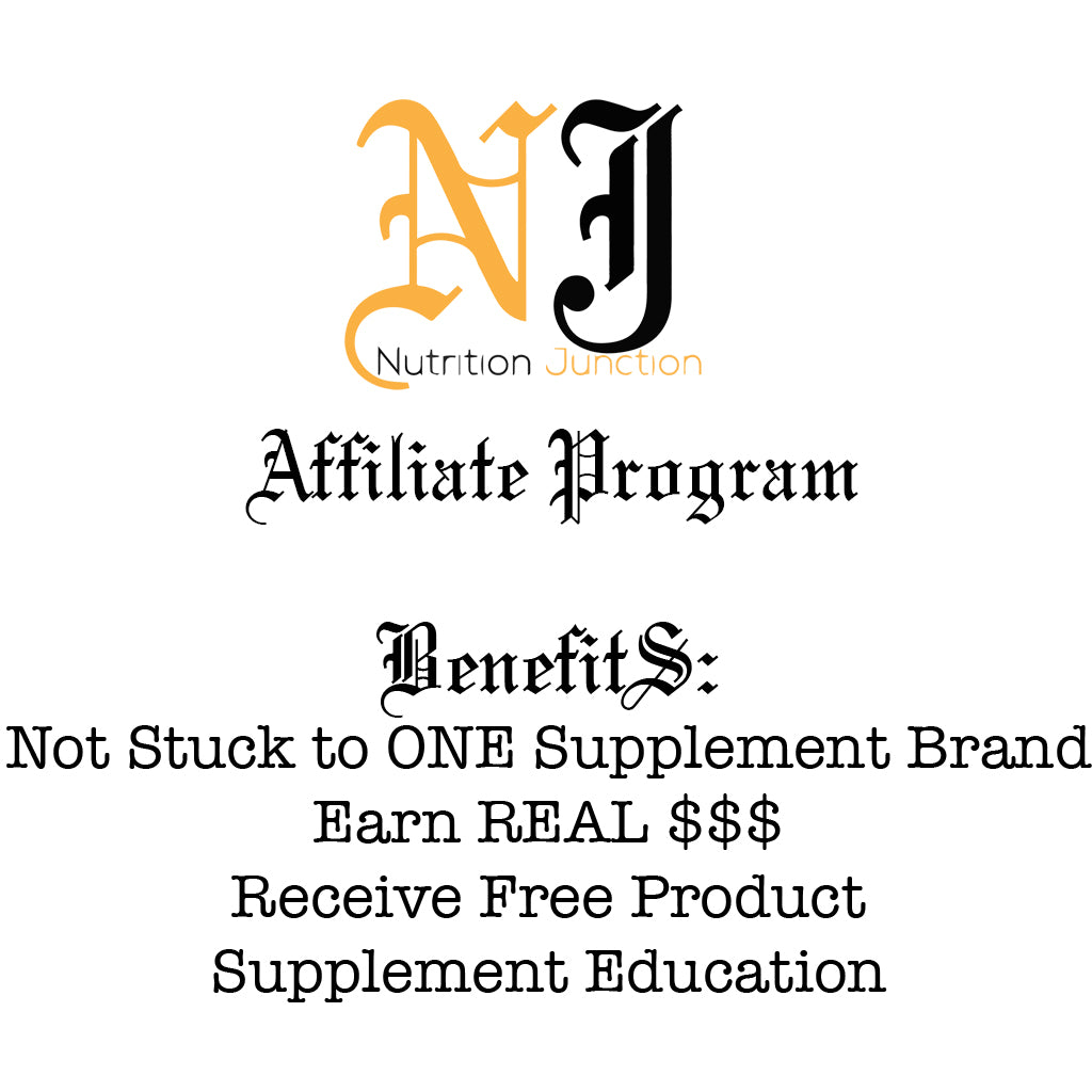 Nutrition Junction Affiliate Program