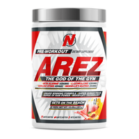 AREZ: GOD OF THE GYM - The Nutrition Junction