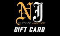 Nutrition Junction Gift Card - The Nutrition Junction