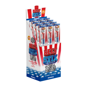 'Merica Snax Beef Stix - The Nutrition Junction