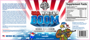 Red, White and Boom - The Nutrition Junction