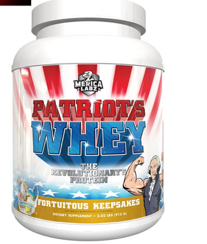 Patriot's Whey - The Nutrition Junction