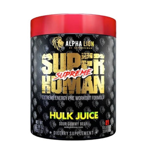 Superhuman Supreme - The Nutrition Junction