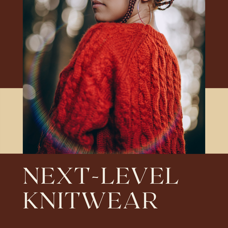 Next-level Knitwear! How do you pair your knits?