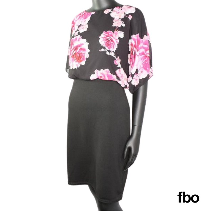 Quiz-brand-black-and-floral-outfit