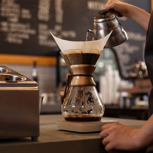 A Common Sense Guide to Chemex Coffee