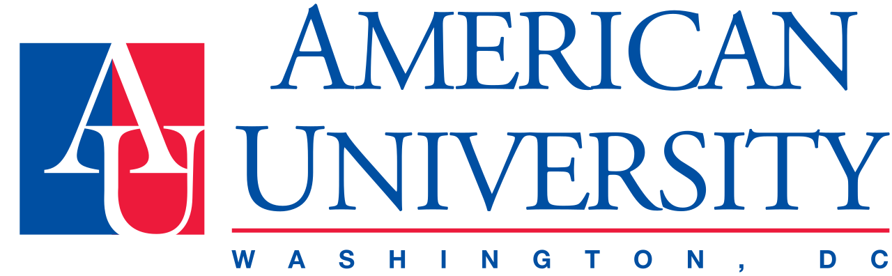 The American University of Washington, D.C. Logo