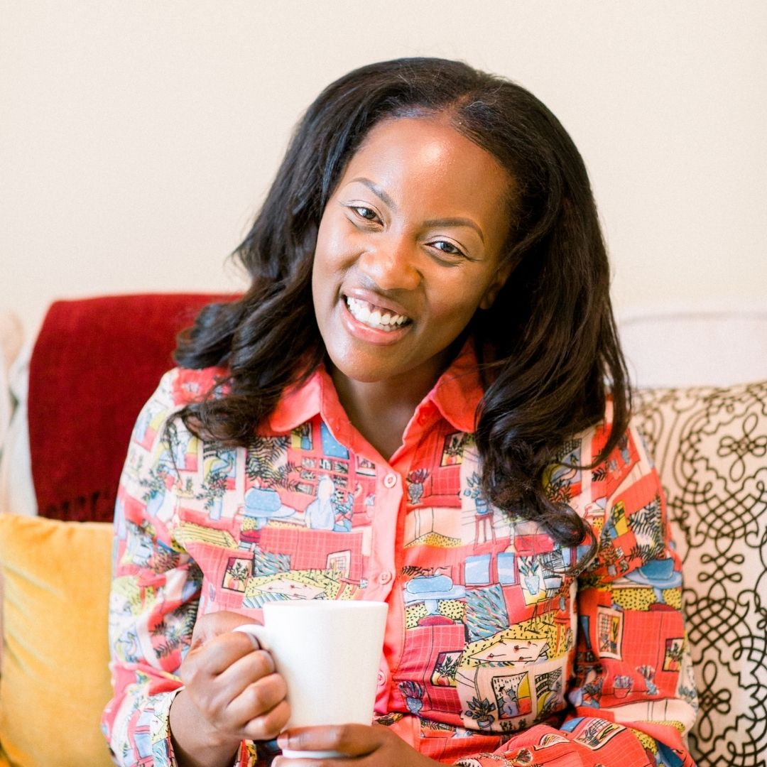 Doctor Tasha Holland-Kornegay enjoys her coffee in the mornings and sharing positivity with everyone she meets!