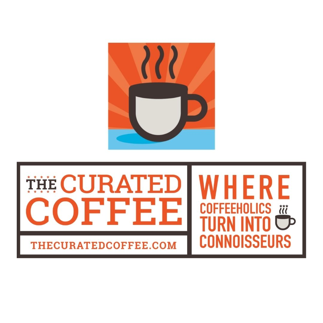 The Curated Coffee Logo