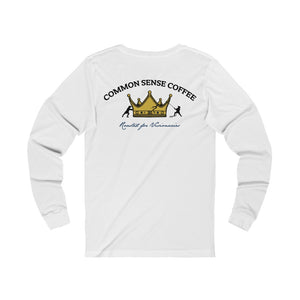 Common Sense Long Sleeve Tee