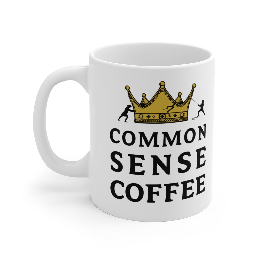Common Sense Coffee Mug