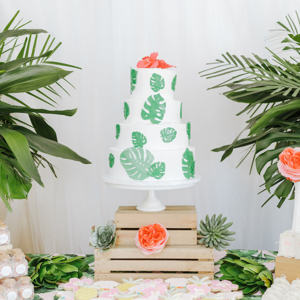 An Aloha Baby Shower
