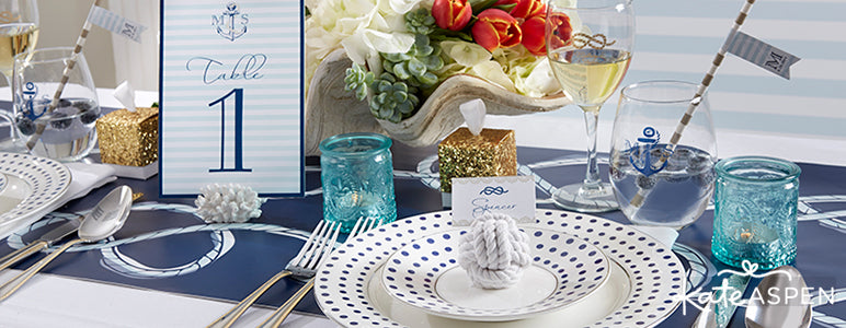 Nautical Gifts, Favors & Decor