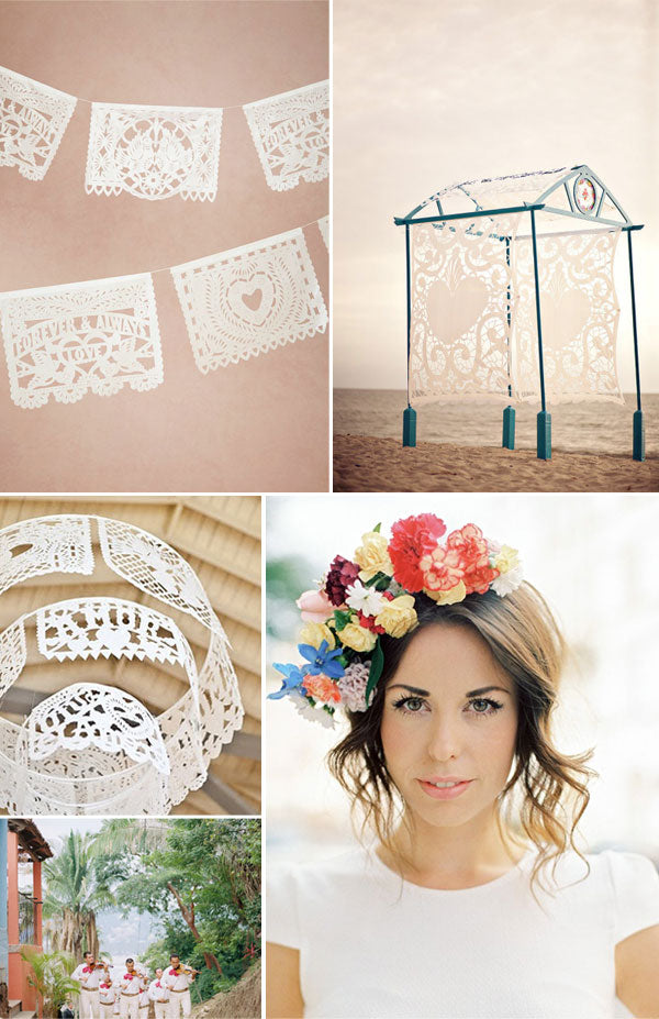 Fiesta Wedding Inspiration | Bright and Colorful Wedding | Lace Wedding Details | Kate Aspen | blog.kateaspen.com | kateaspen.com | #fiesta #cincodemayo #kateaspen