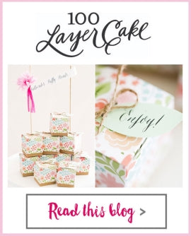 100 Layer Cake - Favor Boxes