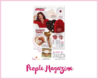 People Magazine - Tastefully Yours