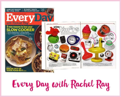 Every Day with Rachel Ray - Champagne Bucket and Tea Pot Timer