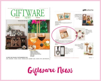 Giftware News - Pink and Gold Will You Be My Bridesmaid Kit