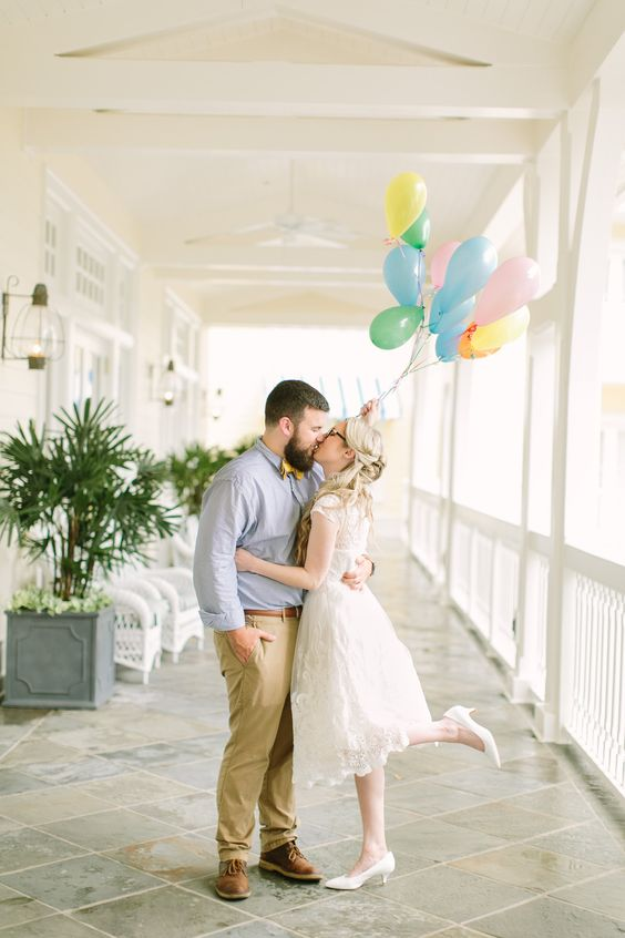 Short and Sweet | Mustard Seed Photography via Ever After Blog| 10 Showstopping Wedding Dresses