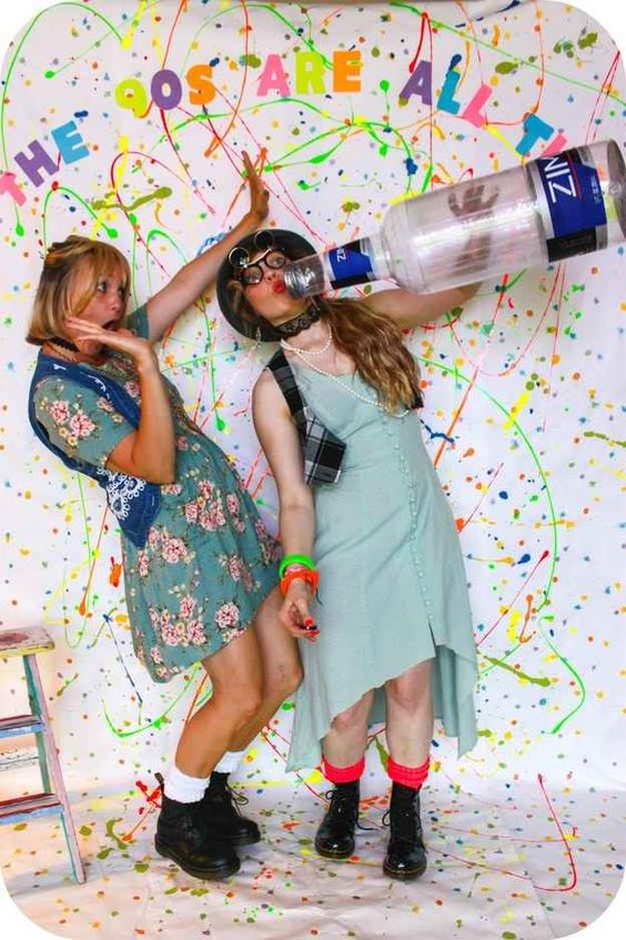A Very 90s Birthday Party | 10 Unique and Interesting Birthday Party Themes | Kate Aspen