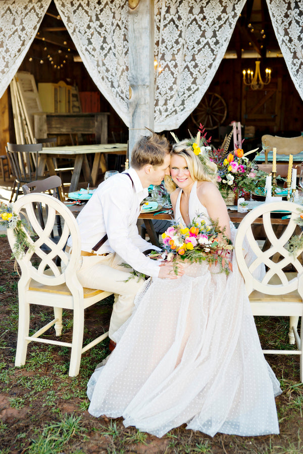 Bohemian wedding ideas | Andie Freeman Photography
